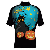 Happy Halloween Cycling Jersey