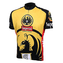 Retro Imperial Beer Cycling Jersey
