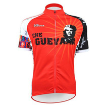 Che Guevara Short Sleeve Cycling Jersey