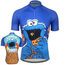 Cookie Power Cookie Monster Cycling Jersey