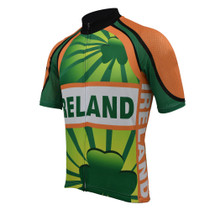 Ireland Cycling Jersey Green