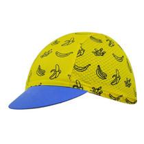 Yellow Bananas Cycling Cap