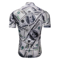 Dollars Short Sleeve Men's Cycling Jersey