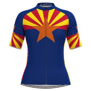 Arizona State Flag Women's Cycling Jersey