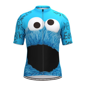 Cookie Monster Men's Cycling Jersey