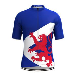 Scotland Lion Flag Men's Cycling Jersey