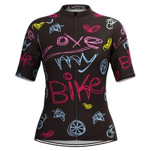 Women's Love My Bike Team Pro Cycling Jersey