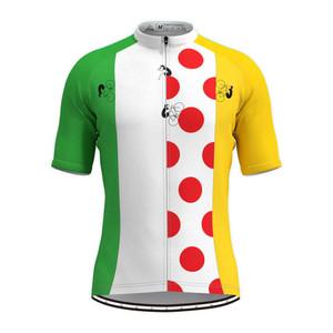 Men's Tour De France Classic Color Jersey