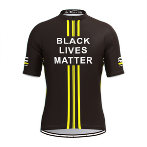Black Lives Matter Freedom Men's Cycling Jersey