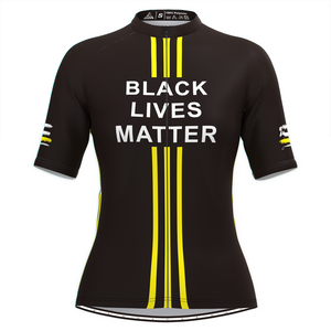 Black Lives Matter Freedom Women's Cycling Jersey