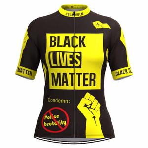 Black Lives Matter Women's  Cycling Jersey