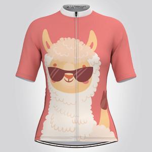Mama Llama Women's Cycling Jersey