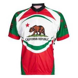 California Republic Men Cycling Jersey