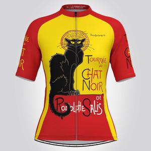 Le Chat Noir Women's Cycling Jersey