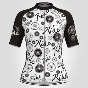 Ride My Bike Women's Cycling Jersey