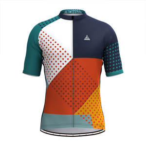 Classic Colorblock V1 Men's Cycling Jersey