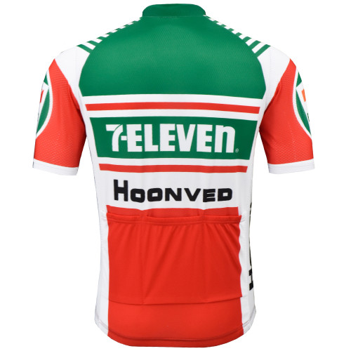 pretty nice 9c26d 38df8 Retro 7-Eleven Descente Men's Cycling Jersey
