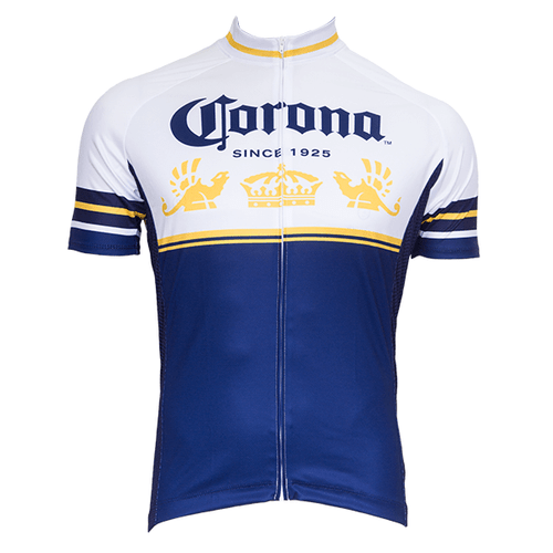 Retro Men s Corona Classic Cycling Jersey  2a500adac