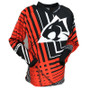 2017 Mens Motocross Jerseys Red Black
