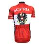 Austria Sterreich Flag Cycling Jersey