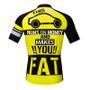 Run Fat Save Money Cycling Jersey