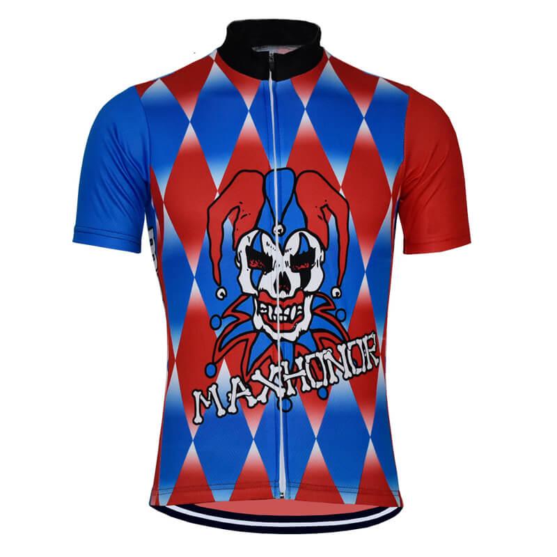 27284e4c7 Clown Head Pro Short Sleeve Cycling Jersey