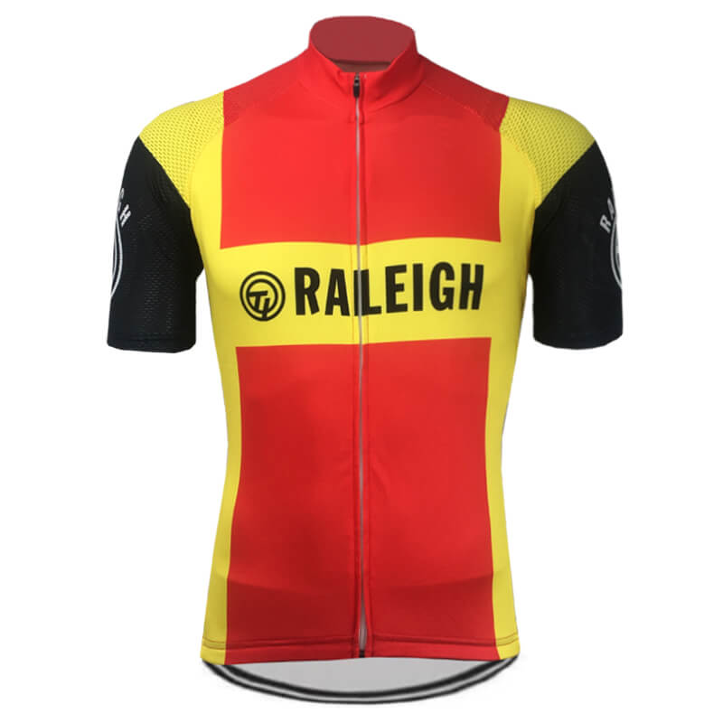33558e4685d TI Raleigh Retro Short Sleeve Cycling Jersey | Freestylecycling.com