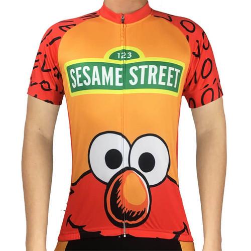 21cd85609 2017 Elmo Loves You Cycling Jerseys