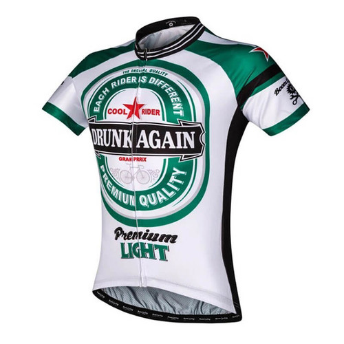 9409cf625 Drunk Again Mens Cycling Jerseys