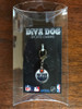 Edmonton Oilers Collar Charm - by Diva-Dog.com