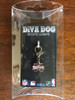 Mississippi State dog collar charm in packaging by diva-dog.com