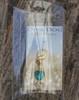 Edwardian heart dog collar Charm - by Diva-Dog.com