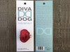 Choose the detachable flower option! By www.diva-dog.com