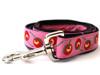 Cherries dog leash - by Diva-Dog.com