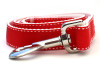 Preppy in Red Dog Leash - by Diva-Dog.com