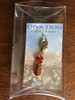 Christmas Presents dog collar charm. Available in silver or gold. By www.diva-dog.com