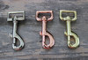 Sturdy All-metal leash clips: You now have the option to choose from a silver, rose gold or gold finish. By www.diva-dog.com