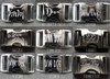 Customize your collar with personalized engraved buckles. Select from 9 fonts. By www.diva-dog.com