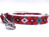A Very Jetsons Christmas dog leash by www.diva-dog.com