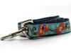 California Poppy Dog Leash - by Diva-Dog.com