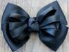Tuxedo black bow for dog collars by www.diva-dog.com