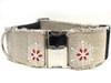 Vintage Noel extra wide collar by diva-dog.com