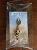 Candy Cane dog collar charm by www.diva-dog.comAvailable in silver or gold