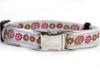 Winter Garden Dog Collar - by Diva-Dog.com