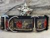 Dakota Rose martingale dog collar by www.diva-dog.com