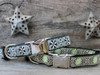 Norway Winter and Dutch Spring dog collars by www.diva-dog.com