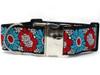 Hendrix extra wide dog collar by www.diva-dog.com