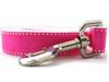 Preppy in Pink Dog Leash - by Diva-Dog.com