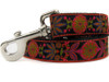 Venice Ink dog collar by www.diva-dog.com