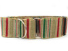 Northern Lights Martingale Dog Collar